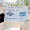 Ecuatorianos en Brevard y Servientrega se unen para recolectar donaciones