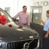 The Volvo Store features new technology in cars
