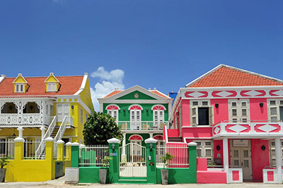 "Dutch-style architecture also awaited us in Oranjestad, the capital of Aruba, named after ""Huis van Oranje"" (the Orange House), the name of the Dutch Royal Family in 1824 during the Dutch colonization."