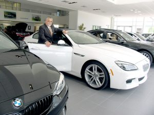 "For Hector Rosario, working for BMW is a rewarding experience. ""BMW cars have quality of assembly, good sound insulation, durability, varied shapes, and a whole set of luxuries that make this brand a pleasure for its high technological efficiency,"" he said."