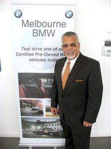 Héctor Rosario ha trabajado para la BMW por más de nueve años.